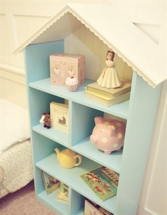 кукольный домик своими руками из фанеры схема