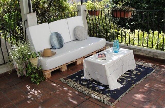 мебель для сада своими руками