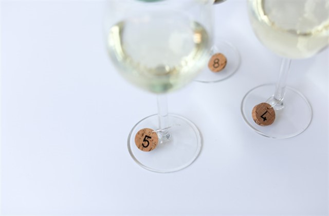 поделки из винных пробок своими руками мастер класс