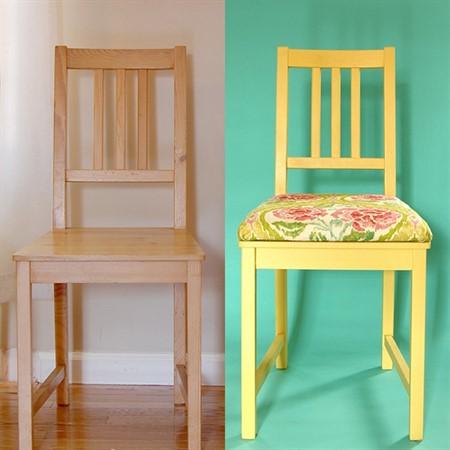 Реставрация стульев своими руками фото до и после