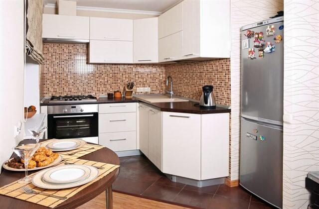 Дизайн небольшой кухни фото 2016 современные идеи