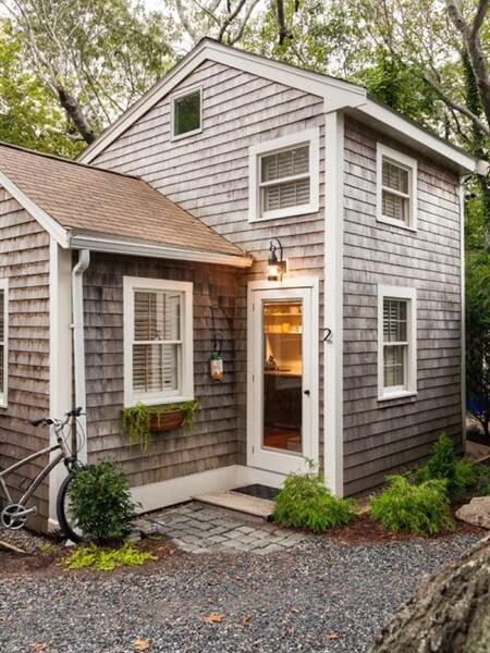 маленькие дома для постоянного проживания