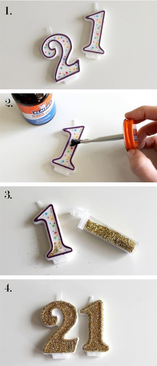 как сделать свечи своими руками в домашних условиях фото пошагово