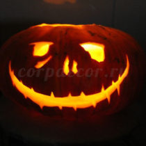 декорации на хэллоуин своими руками