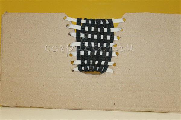 как завязать красиво шнурки на кроссовках 5 дырок