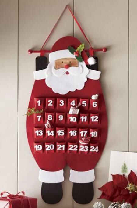 адвент календарь 2018